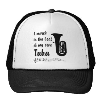 March to the Beat: Tuba Hats
