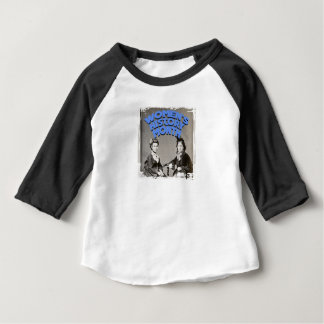 March - Women's History Month Baby T-Shirt