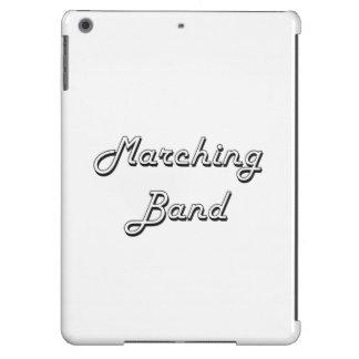 Marching Band Classic Retro Design iPad Air Case
