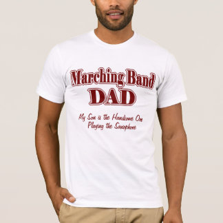 Marching Band Dad/ Son T-Shirt