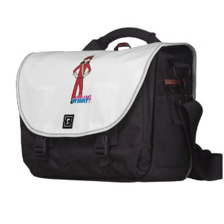 Marching Band Girl Laptop Computer Bag