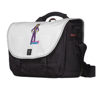 Marching Band Girl -  Medium Commuter Bag