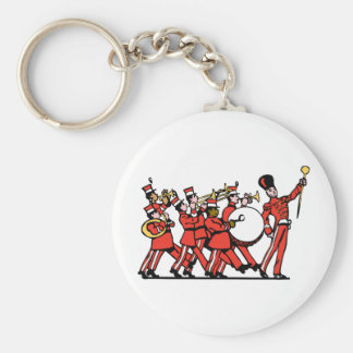 Marching Band Keychain