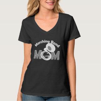 Marching Band Mom Tuba T-Shirt