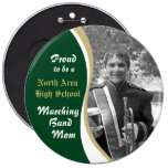 Marching Band Mom with Photo