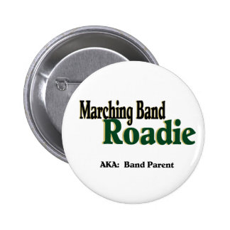 Marching Band Roadie Pins
