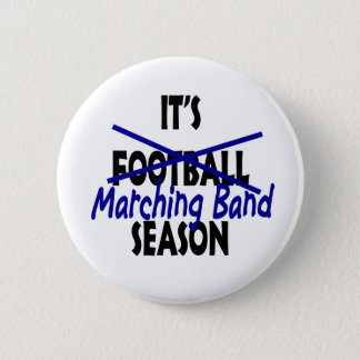 Marching Band Season 2 Inch Round Button