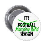 Marching Band Season Pin