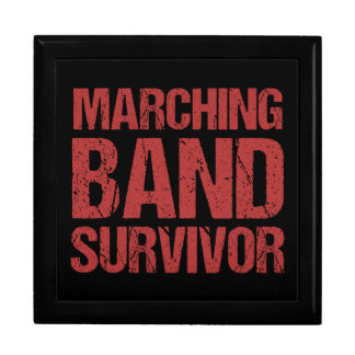 Marching Band Survivor Gift Box