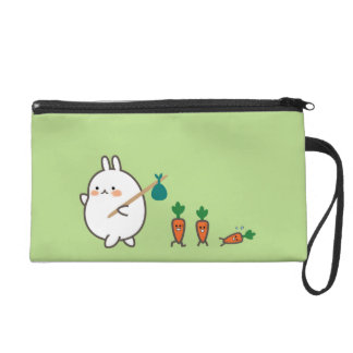 Marching Bunny Wristlets