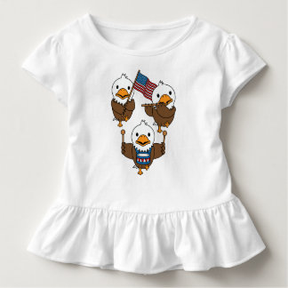 Marching Eagles Toddler T-shirt