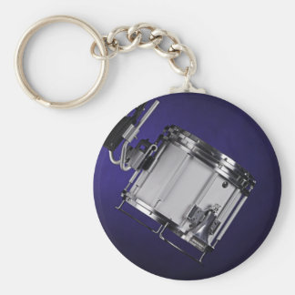 Marching Snare Drum Keychain