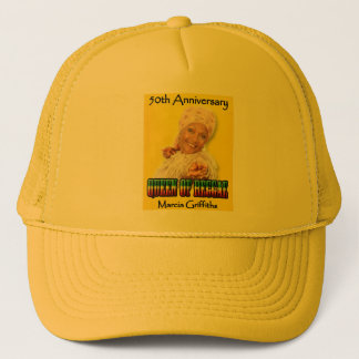 Marcia Griffiths the Reggae Queen-50th Anniversary Trucker Hat