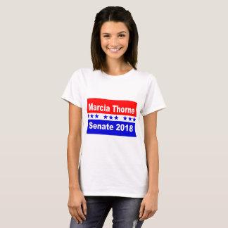 Marcia Thorne US Senate 2018 Florida T-Shirt