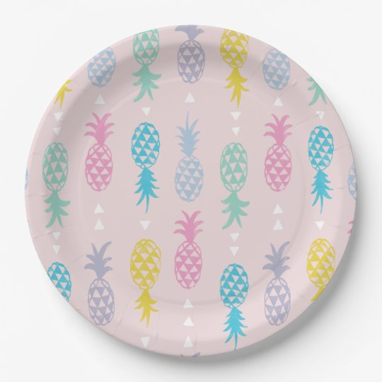 Marcie Collection Paper Plates 9 Inch Paper Plate