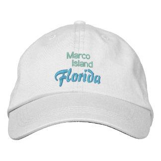 MARCO ISLAND 1 cap Baseball Cap