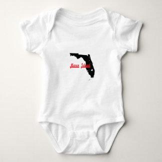 marco island Florida Baby Bodysuit