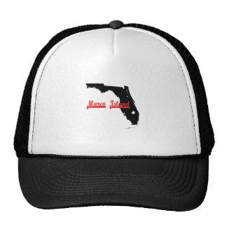 marco island Florida Trucker Hat