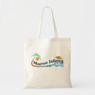 Marco Island. Tote Bag