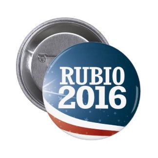 Marco Rubio 2016 2 Inch Round Button