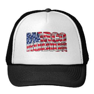 Marco Rubio 2016 (flag) Trucker Hat