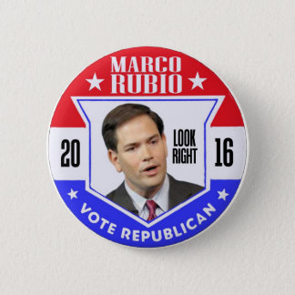 Marco Rubio for President 2016 2 Inch Round Button