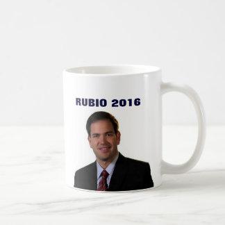 Marco Rubio For President 2016 Coffee Mug