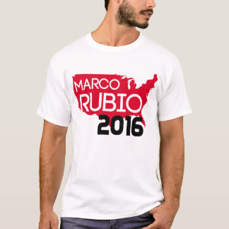 Marco Rubio for President 2016 shirt