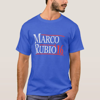 Marco Rubio for President 2016 T-Shirt