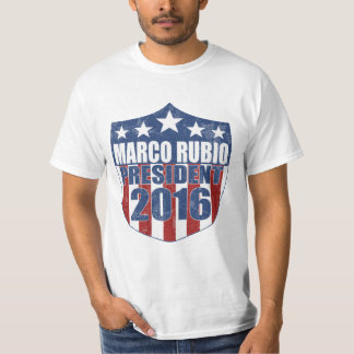 Marco Rubio for President Shield T-Shirt