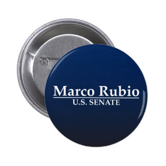 Marco Rubio for U.S. Senate 2 Inch Round Button