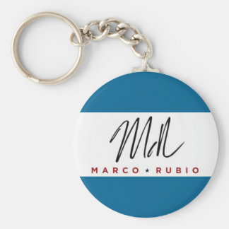 Marco Rubio key chain is an undeniable necessity