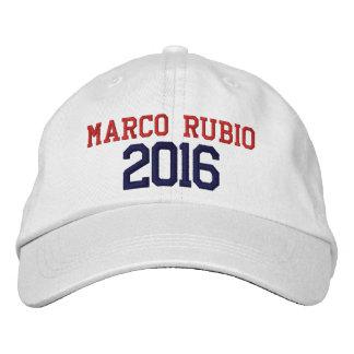 Marco Rubio President 2016 Baseball Cap