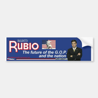 Marco Rubio , The Future of the G.O.P. Bumper Sticker