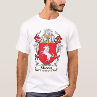 Marcus Family Crest T-Shirt