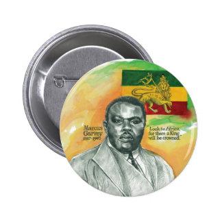 Marcus Garvey 2 Inch Round Button