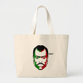 Marcus garvey I Large Tote Bag