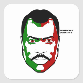 Marcus garvey I Square Sticker