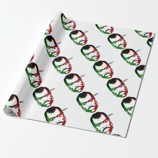 Marcus garvey I Wrapping Paper