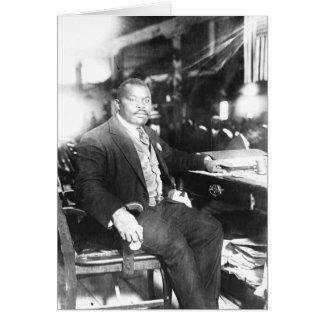 Marcus Garvey Postcard