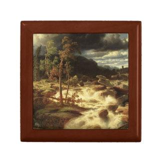 Marcus Larson - Waterfall in Smaland Gift Box