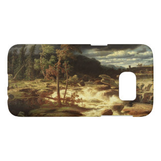 Marcus Larson - Waterfall in Smaland Samsung Galaxy S7 Case