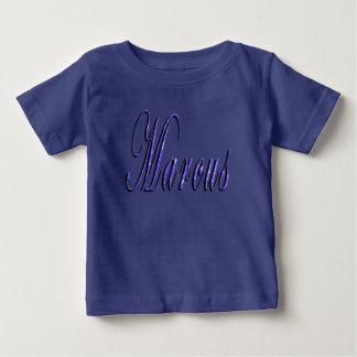 Marcus Name Logo, Baby T-Shirt