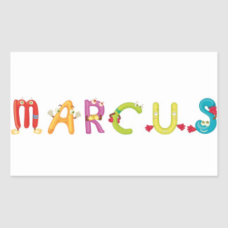 Marcus Sticker