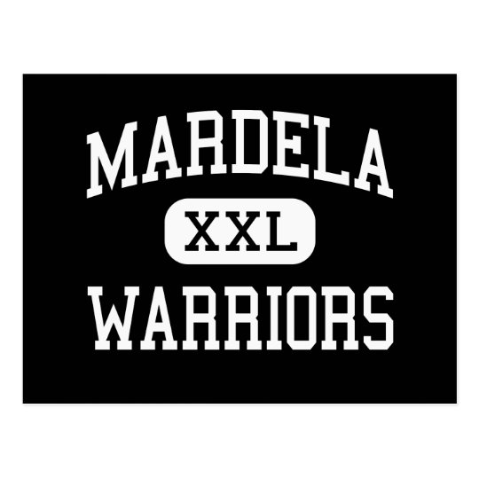 Mardela - Warriors - Middle - Mardela Springs Postcard