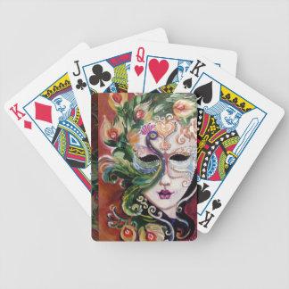 Mardi grah Playing Cards