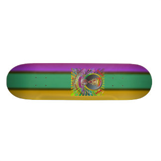 Mardi-Gras-2011 le Joker-1 Skateboards Personnalisables