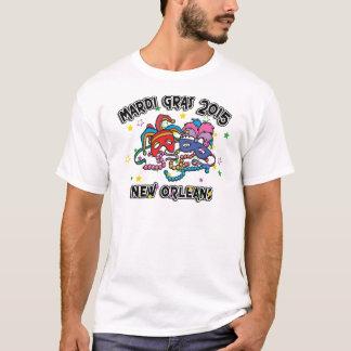 Mardi Gras 2015 New Orleans T-Shirt