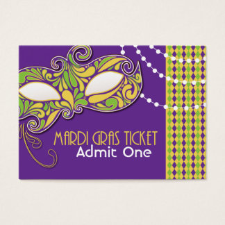 Mardi Gras Admission Tickets