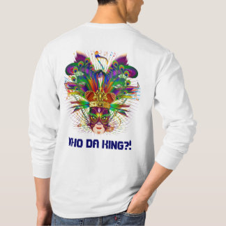 Mardi Gras All Styles Men Light View Notes Please T-Shirt